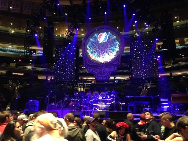 Dead and Company Madison Square Garden 2015